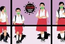 Ilustrasi virus Corona (Foto: Edi Wahyono)