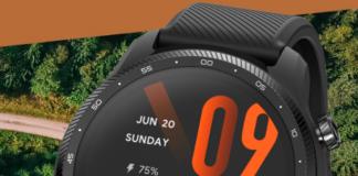 Smartwatch Mobvoi TicWatch Pro 3 Ultra GPS. (mobvoi.com)