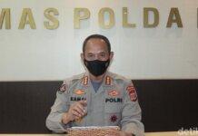 Kabid Humas Polda Papua Kombes Ahmad Musthofa Kamal (Wilpret/detikcom)
