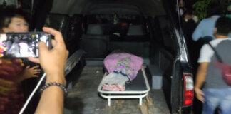 Pengantin baru tewas mengenaskan dengan luka bekas cekikan. Diduga dibunuh oleh suaminya yang kini menghilang. (Foto: tvonenews.com)