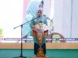 Wali Kota Tanjungpinang Rahma